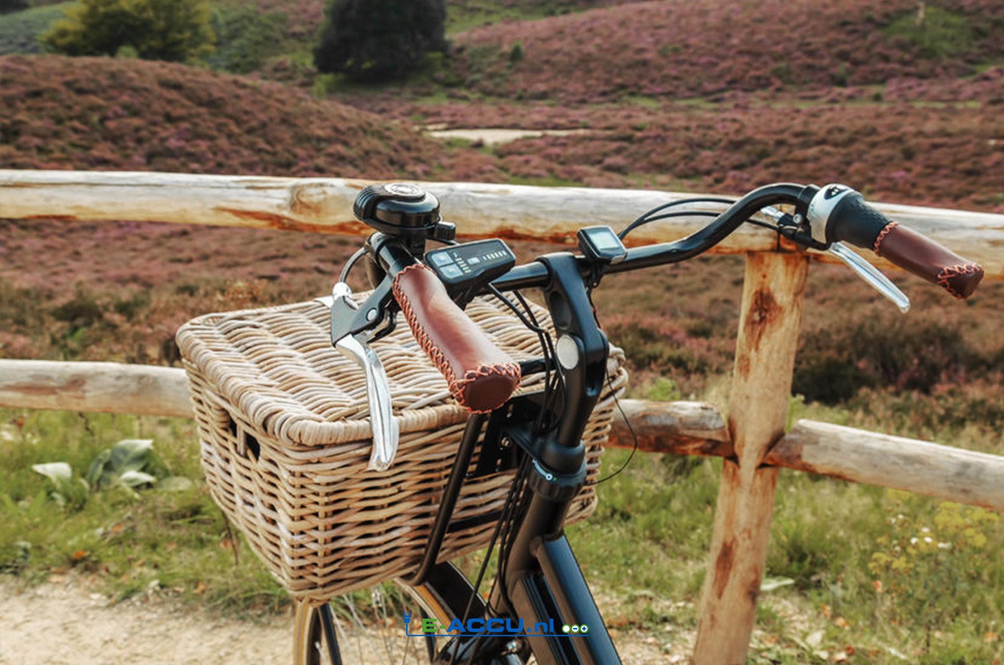Elektrische fiets - Eaccu.be