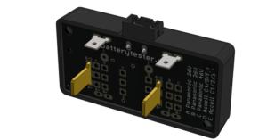 Eaccu.be - E-Motion-C4-C5-B300-B500-E300-E500-Plug-Play-Adapter
